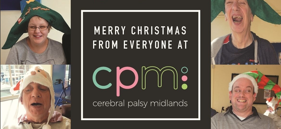 Help CPM provide a Christmas Meal to adults with CP living in isolation